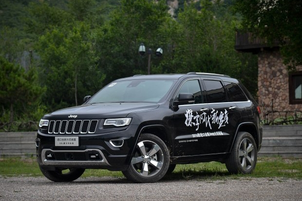 售52.99万-71.49万元 2019款Jeep大切诺基上市
