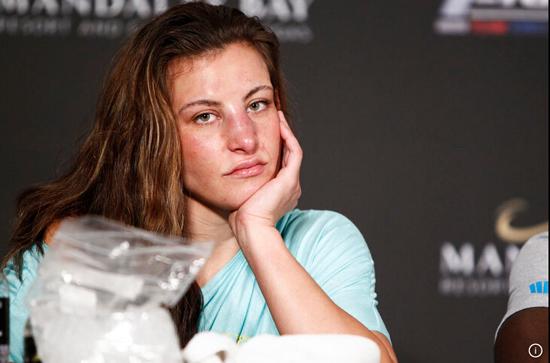 米莎 塔特:康纳在UFC200的行为令我备受煎熬