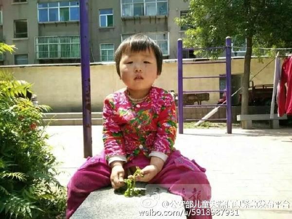 淄博4岁失踪女童找到,尸体在一河内被发现图片 55356 600x450
