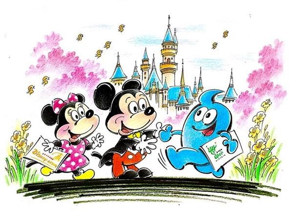 孙绍波/画 邵宁/文 最近,与上海旅游相关的热词,莫过于迪士尼了。壮观的童话城堡,可爱的米奇、米妮、维尼熊,漂亮的白雪公主、灰姑娘、艾尔莎,刺激的星际历险、探险岛,梦幻的烟花表演、音乐剧再过不到一个月,上海迪士尼乐园就将正式和游客见面了。 事实上,被迪士尼所吸引的绝不仅仅是阿拉上海人。昨天,上海市消保委和上海社科院联合发布的调查显示,上海迪士尼乐园开园后,63%的外省市受访者表示肯定会来,而且计划人均消费达4215元(不含往返上海交通费)。小小的米老鼠将成为拉动上海旅游业乃至服务经济的大引擎。 这不禁