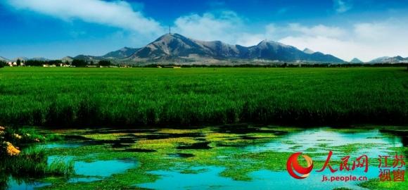 徐州市北洞山风景区670亩土地