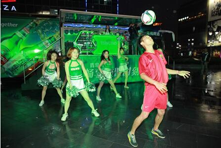 炫舞足球宝贝圆形透明