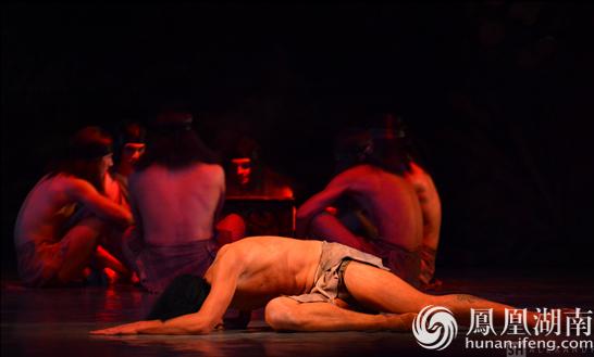古典芭蕾舞剧 舞姬 来长 舞群阵容堪称教科级别