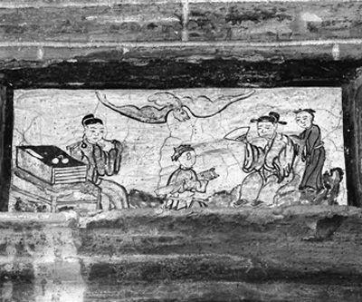 加强对徽州彩绘壁画的保护(建议)
