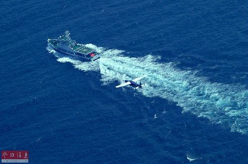 南海人造岛屿附近的海域视作挑衅性行为并且多次对此