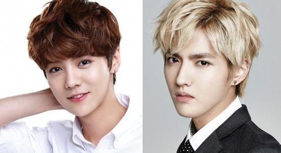 吴亦凡和鹿晗,他们两个到底谁比较帅