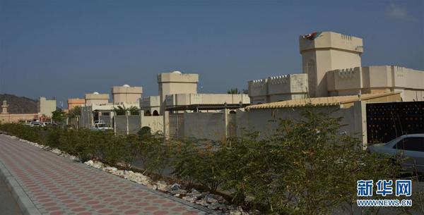 马德哈阿曼居民的住宅(图片由作者提供)