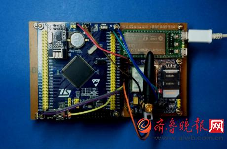 二是使用sim900a模块的g