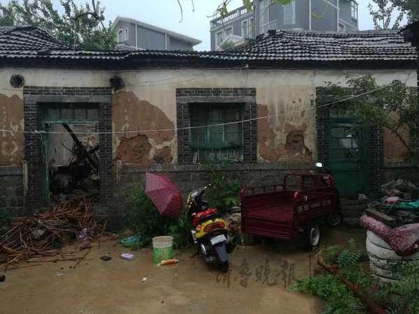 泰安大河峪村,民房倒塌一死两伤!_孕妇地铁喝水被罚