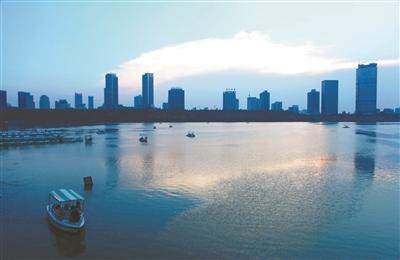 """南京玄武湖申报""""国家级水利风景区"""""""