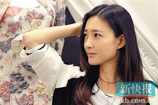 """""""素颜女神""""王丽坤 加盟《我的新衣》"""