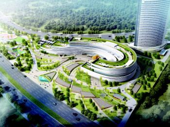青岛西海岸新区总体规划系列报道:灵山卫上盖物业