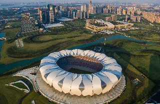 鸟瀚G20杭州峰会主会场