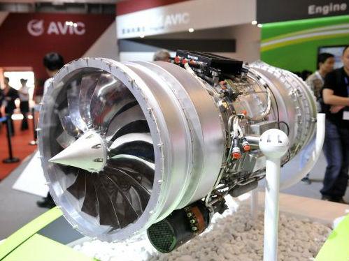 他们还没有掌握适合商用飞机使用的强大涡轮风扇发动机的制造技术.