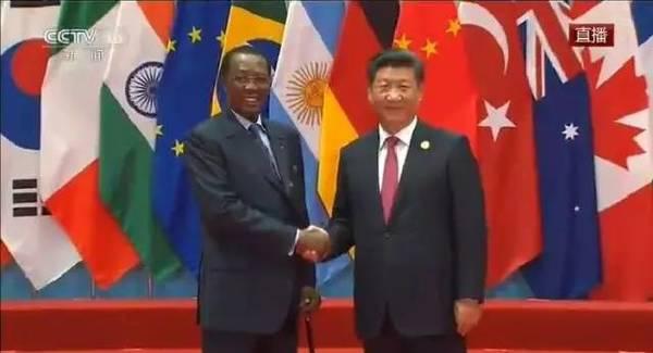 乍得总统代比