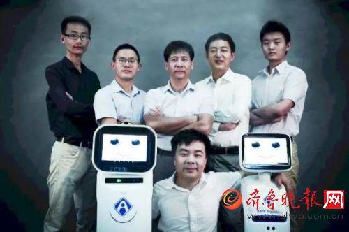 车企高管成为机器人创始人