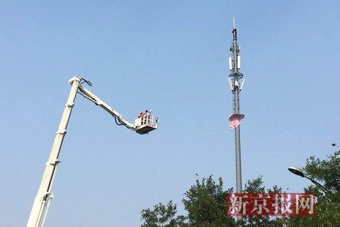 救援现场。新京报记者 许研敏 江峡 摄