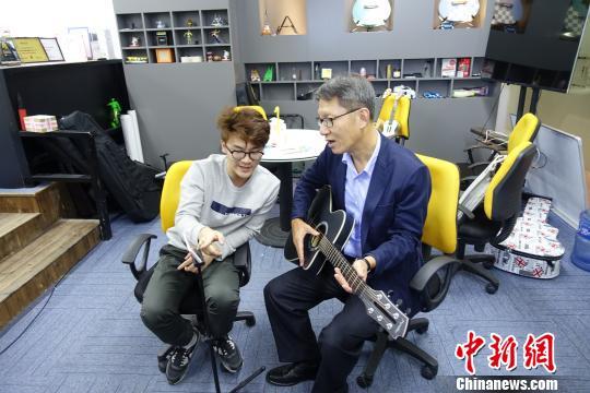 台湾新北市府团队在北京寻找科技创新协作机遇