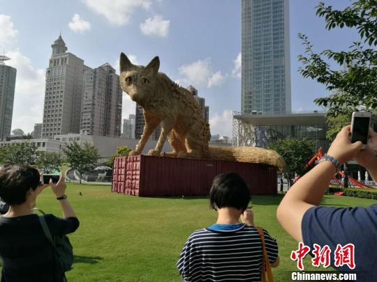 """多国和地区艺术家上海集中展现雕塑精品演绎""""城市创变"""""""