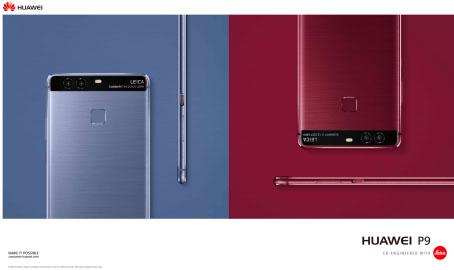 红蓝掀起时装周潮流趋势 手机也有更多选择
