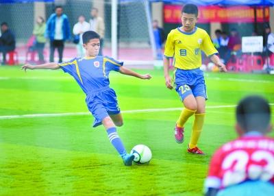 打造青少年足球培养体系