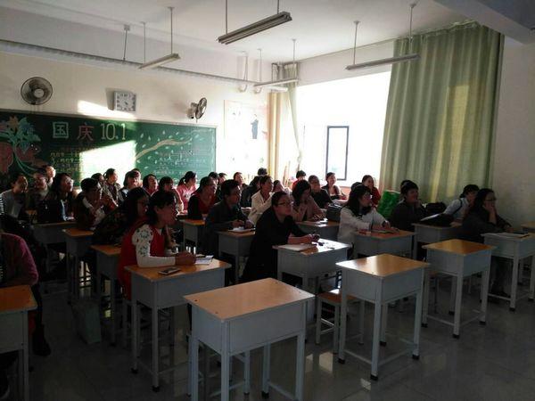 提升课堂效率 高新区外国语学校智慧课堂进校园