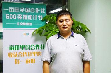 品牌生态农业淇县村官带领农民走向致富路