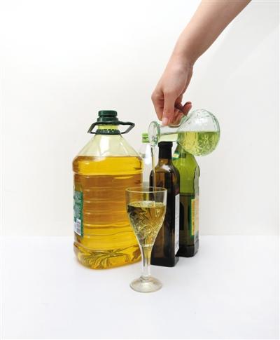 同样一桶5l的食用油