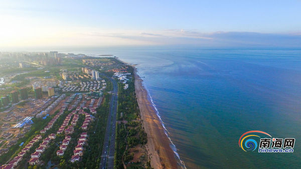 秀快速路开通使西海岸新区发展加速