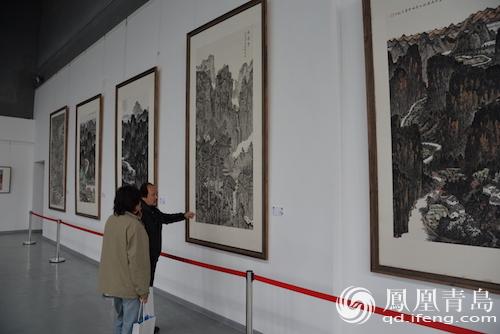 青岛高新区打造艺术小镇