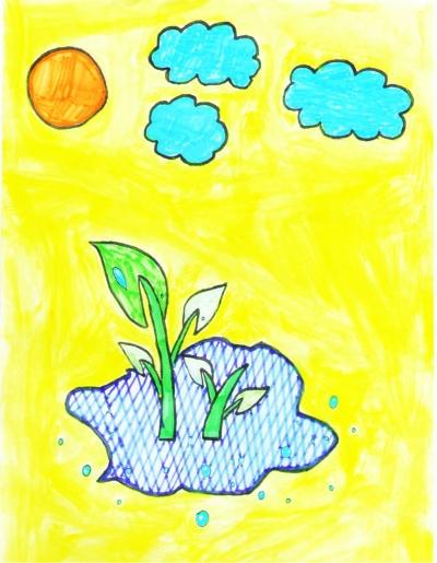 花瓶折纸步骤图解