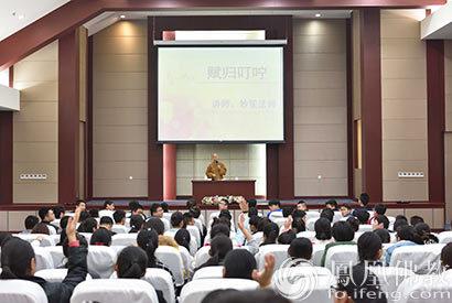 宜兴大觉寺生命禅学营 144位青年学子挑战自我