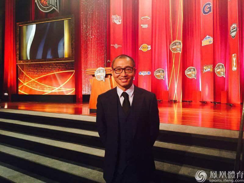 专访于嘉:篮球成就了今天的我 未来中国需要名人堂