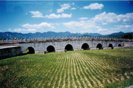 五音桥。 图片来源于网络