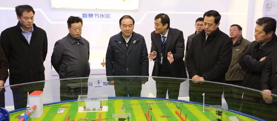 徐济超调研郑州高新区:全力打造全国技术创新高地