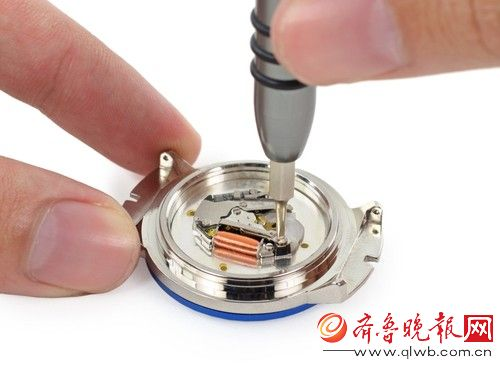 手表维修图片