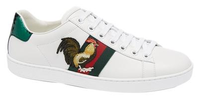 2017新年限量款小白鞋