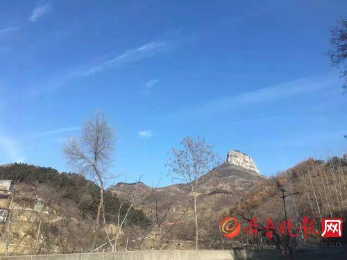 """济南市区霾锁泉城,章丘却有""""垛庄蓝""""相伴"""
