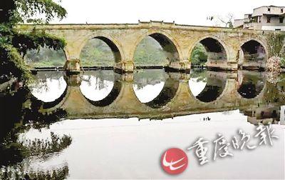 手工制作赵州桥模型cad
