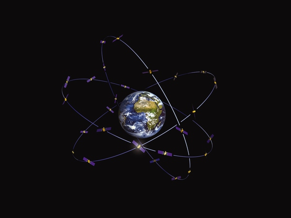 北斗卫星闪耀一带一路 定位精度优于10米
