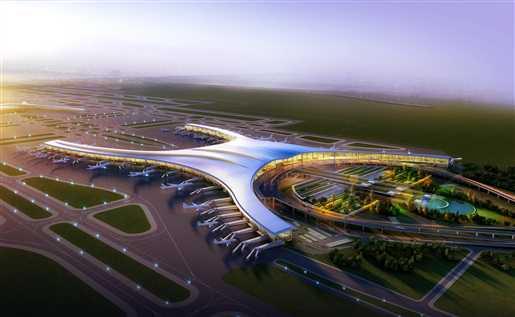 重庆江北国际机场t3a航站楼