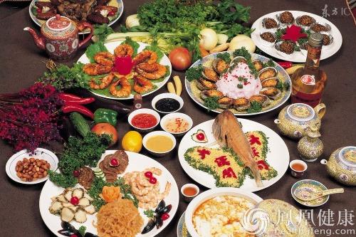 春节该如何健康饮食?六个注意事项来助力