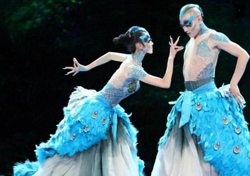 孔雀仙子杨丽萍的四大未解之谜 为了舞蹈,不生娃图片