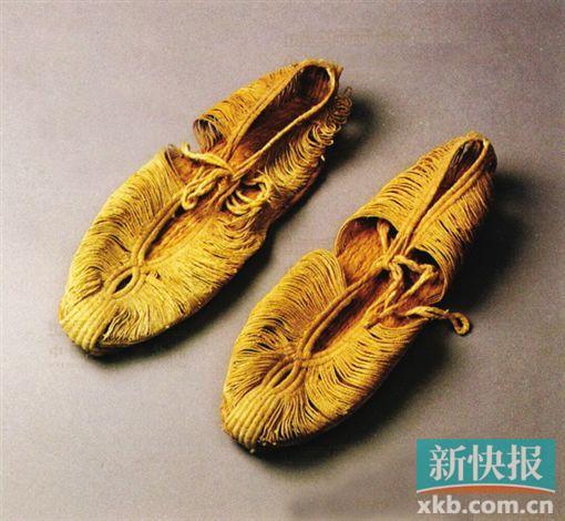 唐朝鞋子简笔画