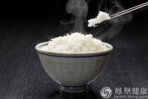 米饭里面加点它 4大病症一周见效!