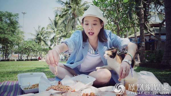 吃光全》曾宝仪:从小就想做自己的美食节目