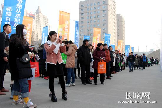 2017年河北实施高校毕业生就业创业促进计划