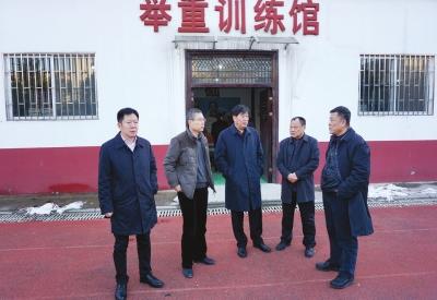 郑州市体育运动学校