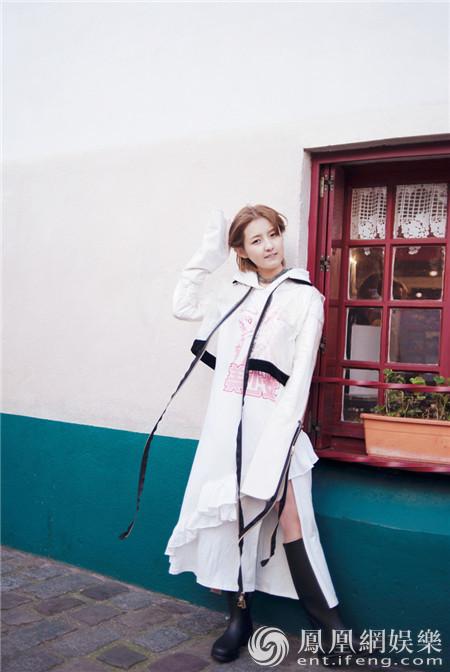 张子枫法国大片上线 造型多样艺术气息浓厚