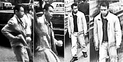 当年悬赏通缉嫌犯的图片